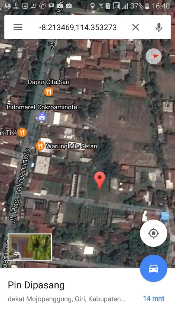 Tanah Cungking Strategis Murah -propertybanyuwangi (1)
