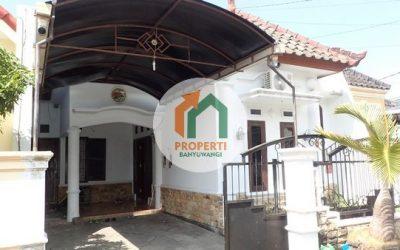 Dijual Rumah 2 Lantai 102m SHM Nego Mendut Banyuwangi Kota