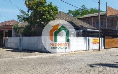 Dijual Rumah 2 Lantai Strategis & Nyaman 403m di Banyuwangi