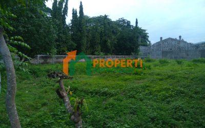 Dijual Tanah A (ukuran 10 METER x 10 METER) bulusan dekat jalan raya