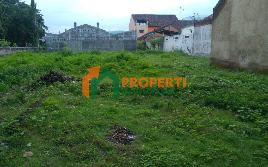 Dijual Tanah B (ukuran 10 METER x 10 METER) bulusan dekat jalan raya