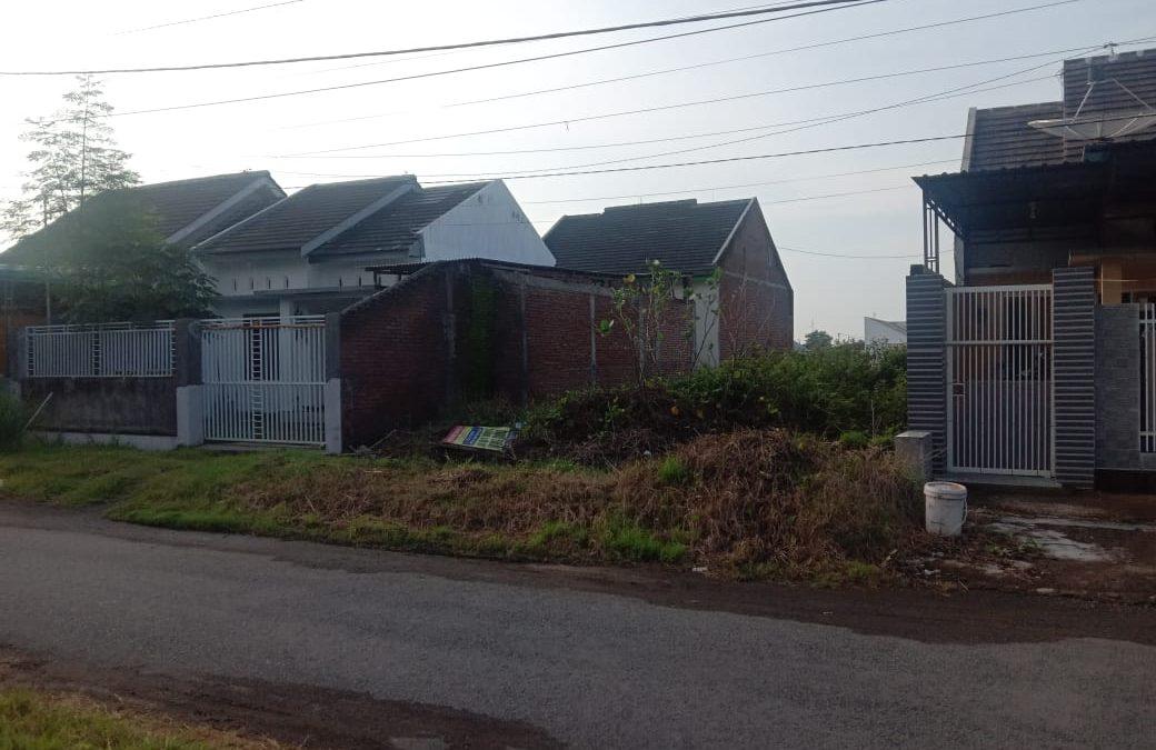 Dijual 2 kapling tanah seluas 128M2  dan 127M2 di villa paradiso banyuwangi
